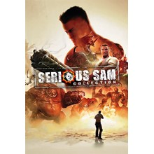✅ Serious Sam Collection XBOX ONE 🔑KEY