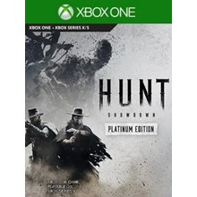 ✅ Hunt: Showdown - Deluxe Edition XBOX ONE Key 🔑