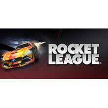Rocket League + 3 DLC [RU/CIS Steam Gift]