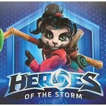 Heroes of the Storm — Li Li | REG FREE [BATTLE.NET]