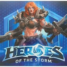 Heroes of the Storm — Sonya | REG FREE [BATTLE.NET]