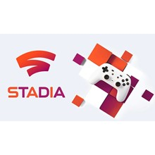 Google Stadia PRO 3+1 month