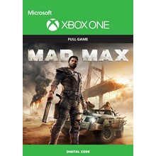 Mad Max XBOX Key🔑✅