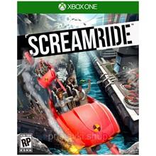 ✅ ScreamRide XBOX ONE 🔑KEY