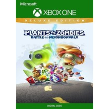 Plants vs. Zombies:Battle for Neighborville DELUXE XBOX