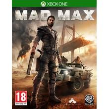 ✅ Mad Max XBOX ONE 🔑KEY