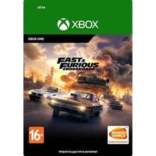 ✅ FAST & FURIOUS CROSSROADS XBOX ONE 🔑KEY