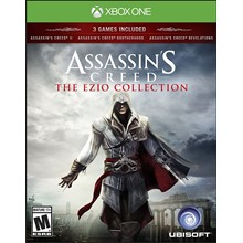 ✅ Assassin's Creed The Ezio Collection XBOX ONE 🔑KEY