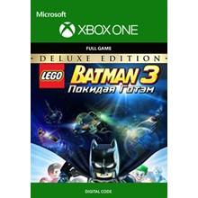 ✅ LEGO Batman 3: Beyond Gotham Deluxe Edition XBOX 🔑