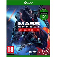 Mass Effect Legendary + GAME 🔥 Xbox ONE/Series X|S 🔥