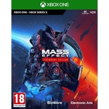 ✅ Mass Effect Legendary Edition XBOX ONE   X S Key 🔑