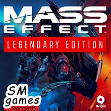 Mass Effect LEGENDARY EDITION | CASHBACK | WARRANTY🔵