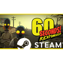 ⭐️ 60 Seconds! Reatomized - STEAM (GLOBAL)