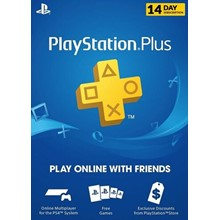⭐ PlayStation Plus 14 Days TRIAL PSN (EUROPE ONLY) ⭐