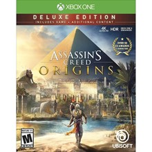 Assassin´s Creed Origins DELUXE EDITION🔑XBOX ONE/X S💳