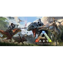 💳ARK Survival Evolved|NEW account|0%fees|EPIC GAMES