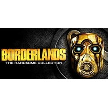 💳Borderlands The Handsome|NEW account|0% fees|EPIC