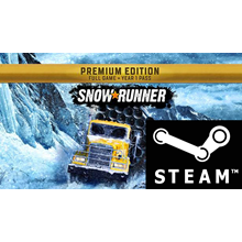 ⭐️ SnowRunner - Premium Edition - STEAM (GLOBAL)