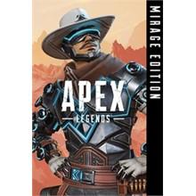 ✅ Apex Legends - Mirage Edition DLC XBOX ONE X S Key 🔑