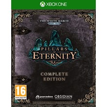 ✅ Pillars of Eternity: Complete Edition XBOX ONE 🔑KEY