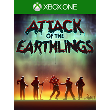 ✅ Attack of the Earthlings XBOX ONE 🔑KEY