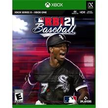✅ R.B.I. Baseball 21 XBOX ONE 🔑KEY