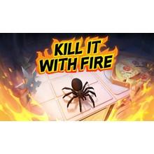 ✅ Kill It With Fire XBOX ONE 🔑KEY