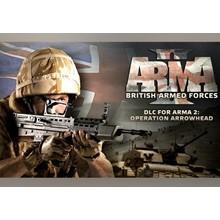 Arma 2: British Armed Forces DLC (Steam/ Region free)