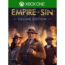 ✅ Empire of Sin - Deluxe Edition XBOX ONE 🔑KEY