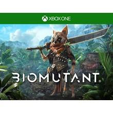 🟢 BIOMUTANT Xbox One & Series X|S