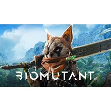 BIOMUTANT +STEAM+🔴 LIFETIME + All DLC