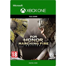 FOR HONOR : MARCHING FIRE EDITION Xbox One X/S KEY
