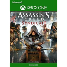 Assassin´s Creed® Syndicate Xbox One X / S key