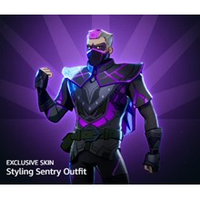 Spellbreak: Exclusive Styling Sentry Outfit Skin