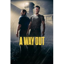 A Way Out Xbox (ONE SERIES S X)KEY🔑