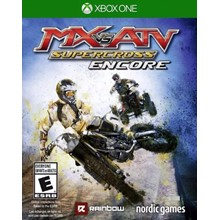 ✅ MX vs. ATV Supercross Encore XBOX ONE 🔑KEY