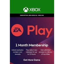 💎 EA PLAY (EA ACCESS) 1 Month XBOX ONE (Global) 💎
