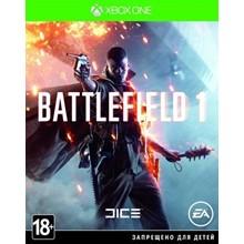 🌍 Battlefield 1 XBOX ONE / XBOX SERIES X|S / KEY 🔑
