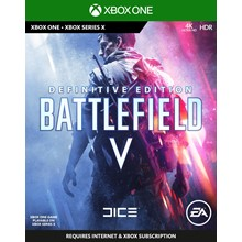 🌍 Battlefield V Definitive Edition XBOX / KEY  🔑