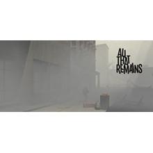 All That Remains - STEAM Key - Region Free / GLOBAL