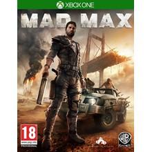 Mad Max USA VPN XBOX ONE CODE