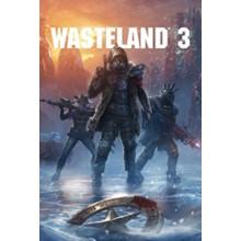 Wasteland 3 (Steam key) -- RU
