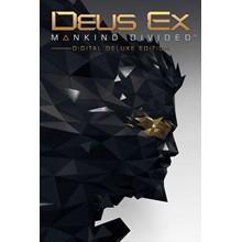 ✅Deus Ex: Mankind Divided - Digital Deluxe Edit  XBOX