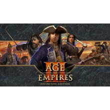 Age of Empires 3 III: Definitive Edition💎WIN 10 GLOBAL