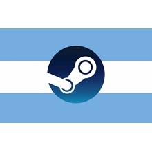 Steam Account Argentina (Region Free)+ [MAIL]