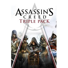 Assassin´s Creed Triple Pack Xbox (ONE S X)KEY🔑