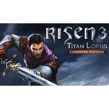 🔥Risen 3: Titan Lords - Complete Edition STEAM KEY ROW
