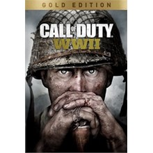 Call of Duty: WWII GOLD EDITION XBOX ONE / X | S Key 🔑