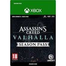 ASSASSIN´S CREED ВАЛЬГАЛЛА - SEASON PASS DLC XBOX KEY