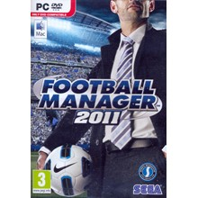 Football Manager 2011 ✅(Steam Key)+GIFT